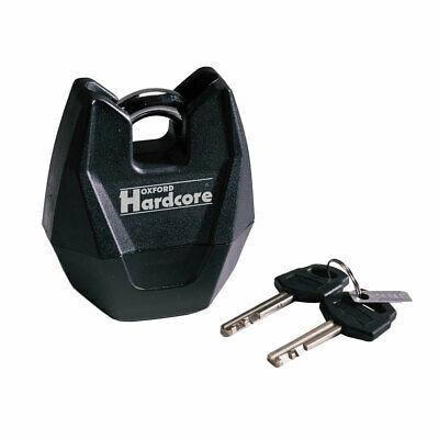CLEARANCE SALE | Oxford Products Motorcycle Motorbike Hardcorexl Padlock
