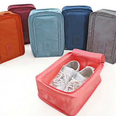 Outdoor Travel Shoes Storage Bags Waterproof Portable Packing Cubes Container