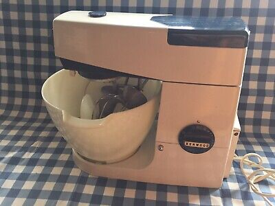 Vintage  Retro KENWOOD Chef A701 A KITCHEN AID CATERING FOOD MIXER CAKE BAKING