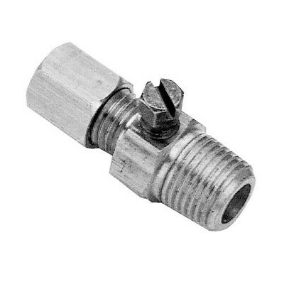 """VALVE 1//2/"""" MPT X 1//2/"""" MPT for Blodgett Oven 900 999 1000 1048 Imperial 521127"""