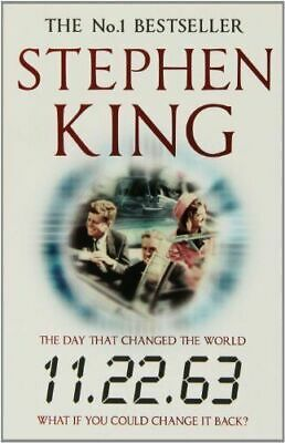 🔥 Exclusive 🔥 11.22.63 By Stephen King 📖 PDF 📖 Fast Delivery 📥
