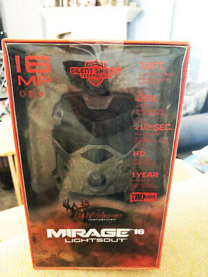 Wildgame Innovations Mirage 16 Lightsout Camera M16B19-8