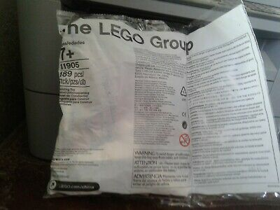 Lego star wars  pack 11905 New in Package