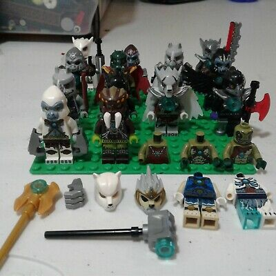 Lego Legends of Chima  Minifigure Huge Weapons Lot B