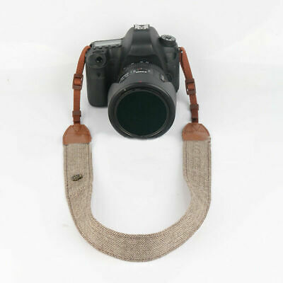 Quick Rapid Shoulder Sling Belt Neck Strap For Camera SLR/DSLR Nikon Sony Canon