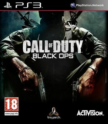 Call of Duty Black Ops + First Strike DLC - PS3 Account Credentials Slot