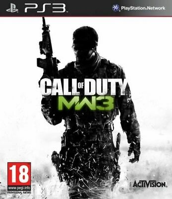 Call of Duty Modern Warfare 3 + DLC Collection 1 - PS3 Account Credentials Slot