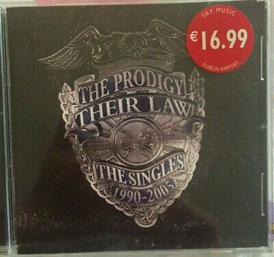 The Prodigy - Their Law: The Singles 1990-2005 - The Prodigy