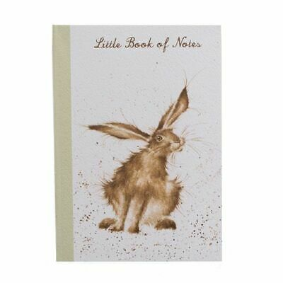 A5 Hare Notebook - Wrendale Designs The Country Set Hare-Raising By Hannah Dale
