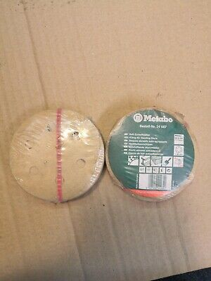 METABO 80MM SANDING DISCS -  PK OF 20, 240 GRIT, No 24087