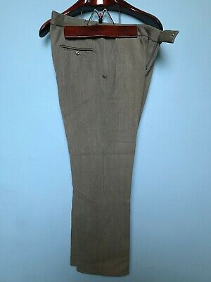 Vintage keepers tweed heavy country trousers size 36