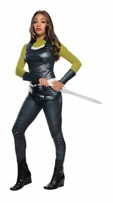 Guardians of the Galaxy Licensed Gamora Adult Costume