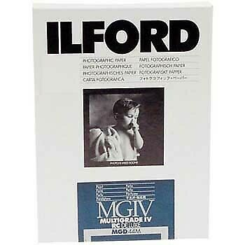 Ilford 1771376 8x10 RC Pearl Paper 250  Sheet 1771376