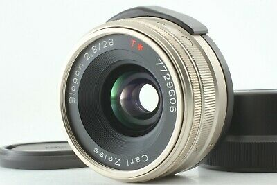 CONTAX Carl Zeiss Biogon 28mm F2.8 T* AF Lens for G1 G2 from Japan