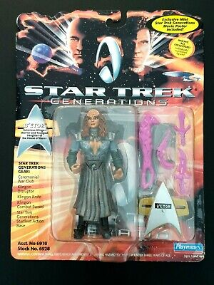 Star Trek Generations B'Etor NEW 1994 Playmates