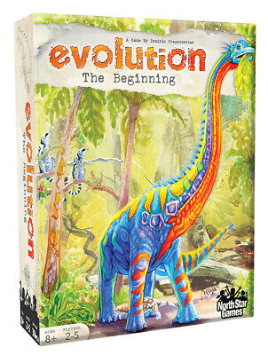 Evolution: The Beginning Board Game by Northstar Games NSG580