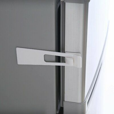 Baby Child Safety Protect Locks Fridge Guard Cupboard Door Drawer Safety Latch F
