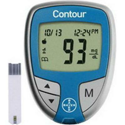 ASCENSIA 1 EA Contour Meter Only 81492183 CHOP