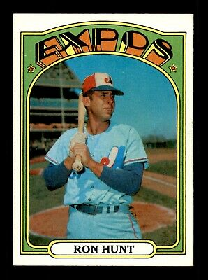 1972 Topps 2-244 EX/EX-MT Pick From List All PICTURED