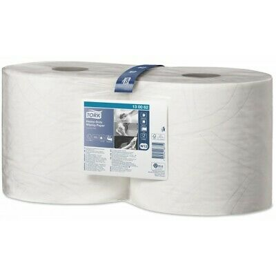 2ply White Prem Hd Combi Roll 2x170m 130062 Tork Genuine Top Quality Product New