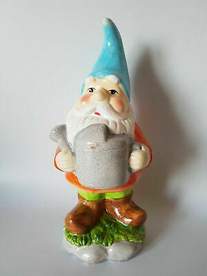 21.8cm Colourful Garden Gnome Ornament Lawn Art Sculpture Decoration Dwarf