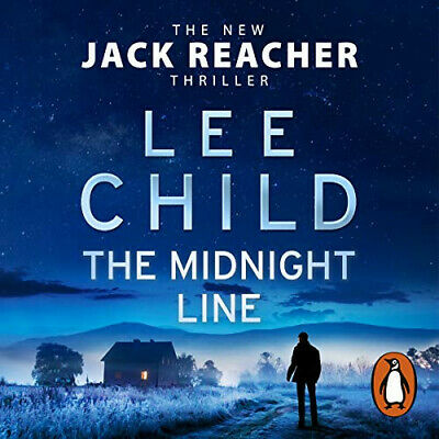 The Midnight Line (Jack Reacher #22) by Lee Child - (Audiobook)
