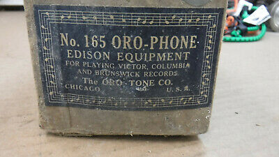 Edison Diamond Disc Reproducer MT-3418