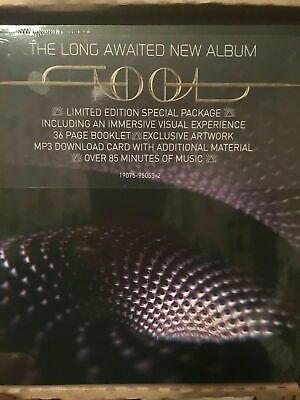 """Tool Fear Inoculum DELUXE Limited Edition 4"""" HD Screen NEW / SEALED UK post free"""