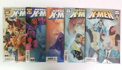 3//13//19 OF 5 AGE OF X-MAN MARVELOUS X-MEN #2