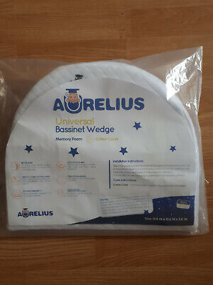MOSES BASKET BNIP REST EASY SMALL COLLIC AND REFLUX AID WEDGE FOR PRAM