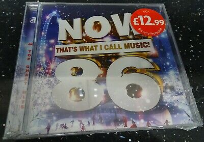NOW 86, That's What I Call Music! - Various Artists (2 CD ALBUM, 2013) Brand New