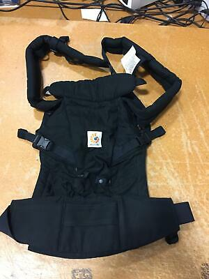Ergobaby Adapt 3 Multi Position Newborn Baby Toddler Carrier in Black
