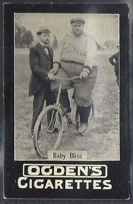 Ogdens Tabs-Item 97-2- Cycling - Baby Bliss