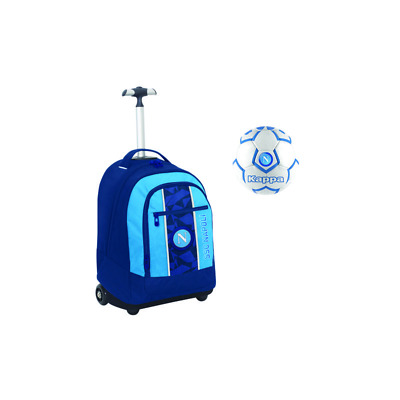 SEVEN SSC Napoli - trolley backpack + Gadget