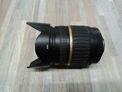 Tamron 18-200mm f/3.5-6.3 LD Di-II XR Aspherical AF IF Lens For canon tested