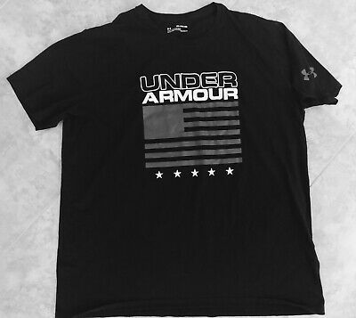 UNDER ARMOUR MEN/'S USA FREEDOM GRAPHIC TEE SHORT SLEEVE TEE SHIRT M L XL XXL NEW