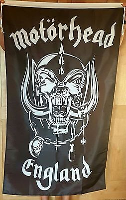 MOTORHEAD FLAG Huge 3x5 FT for outdoor and indoor use BANNER POSTER