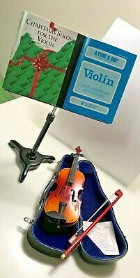 American Girl Doll of Today Retired 1996 Violin Holiday Music Book ONLY
