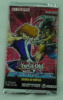 Yu-Gi-Oh! Speed Duel: Scars of Battle Booster Pack KON84470