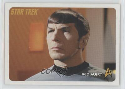 2009 Rittenhouse Star Trek The Original Series: Archives #277 Red Alert Card 2d8