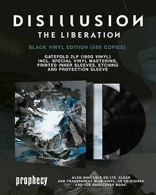 Disillusion - The Liberation - (Vinyl)