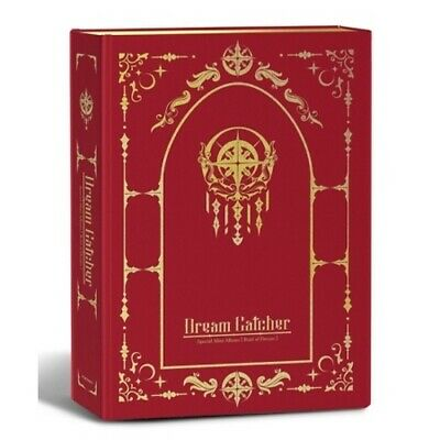 Dream Catcher-[Raid Of Dream]Special Mini Album CD+Poster+Booklet+PhotoCard+etc
