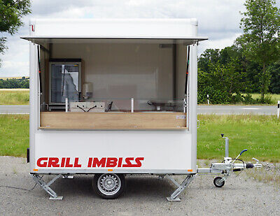 2,50m Grill Imbiss