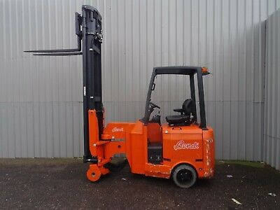 Bendi B315. Used Electric Articulated Forklift Truck. (#2554)