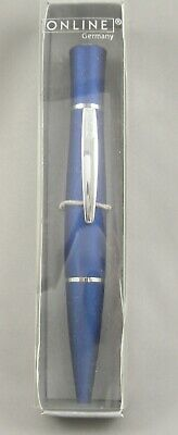Online Germany X-pand Blue /& Chrome Fountain Pen New In Box 65/% OFF