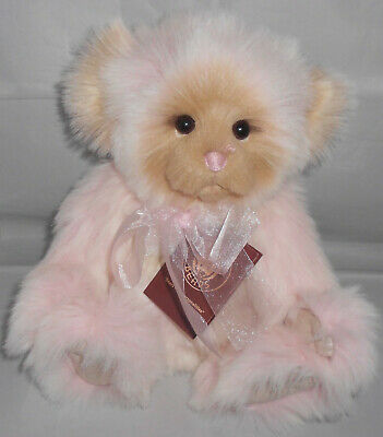 Charlie Bears CALLIE ~ SECRET COLLECTION QVC Exclusive 2017 ~ Isabelle Lee ~RARE