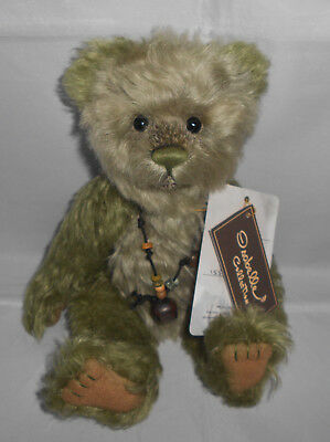 Charlie Bears MINTY ~Isabelle Lee Collection 2012 Mohair Ltd Edition 500 RETIRED
