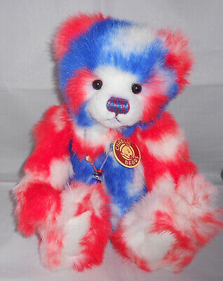 Charlie Bears BRIT ~ SECRET COLLECTION QVC Exclusive 2012 Isabelle Lee ~RETIRED