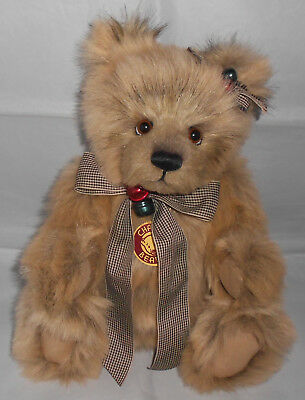 Charlie Bears MARY ~ SECRET COLLECTION QVC Exclusive Isabelle Lee ONLY 1900 Made