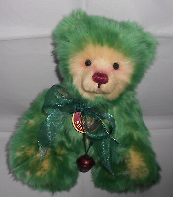 Charlie Bears SPROUT ~SECRET COLLECTION QVC Exclusive 2010 Isabelle Lee RETIRED